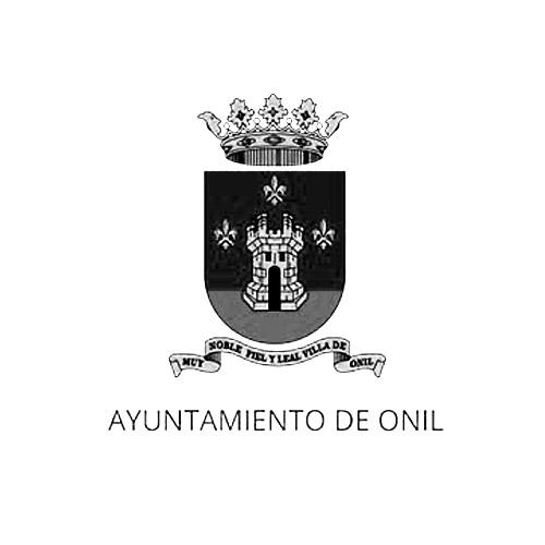 Logo Ayuntamiento de Onil Natalia Ruiz Conciliación y Talento Femenino
